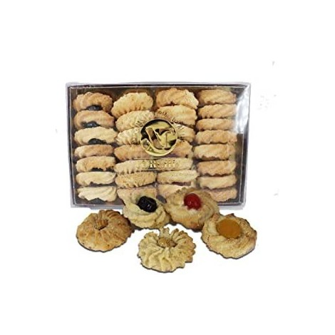 Dolcetti pastries with fresh almond Antica Pasticceria Torchia Gr 500