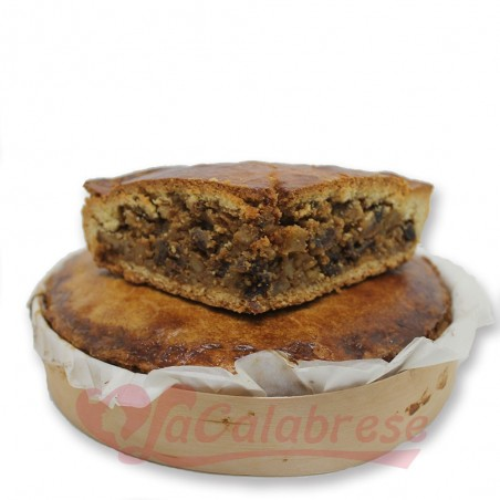 Pacioccone cake baked in a wooden frame 1 Kg